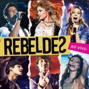 Rebeldes Ao Vivo